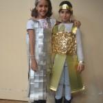 La tétrabriquette et la princesse Egyptienne