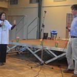 Le débat avec Kaméra Vesic et Luc Blanchard