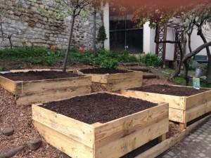 Rénovation du jardin